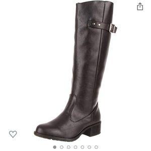Rampage - Women's Idaho Riding Boots - Black